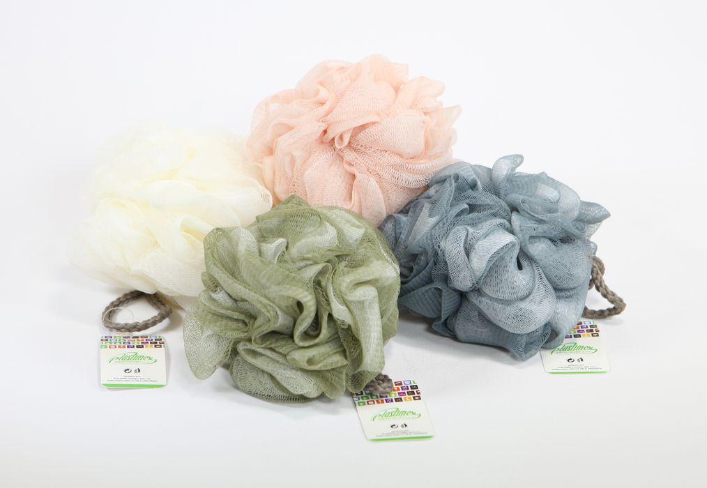 žínka 50g masážní, KLUBKO-MIX barev, závěs