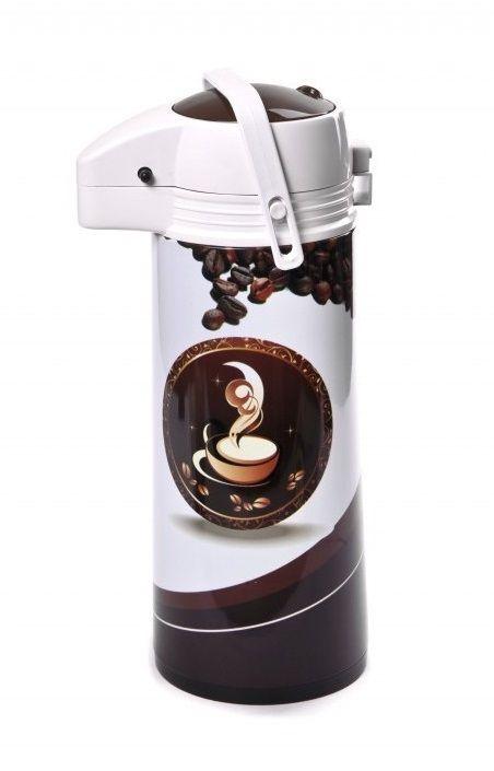 termoska 1,8l pumpovací COFFEE