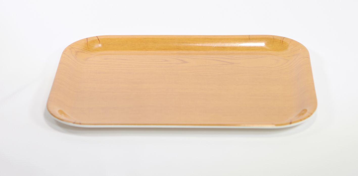 podnos 44x32cm dekorační, im.DŘEVO, melamin
