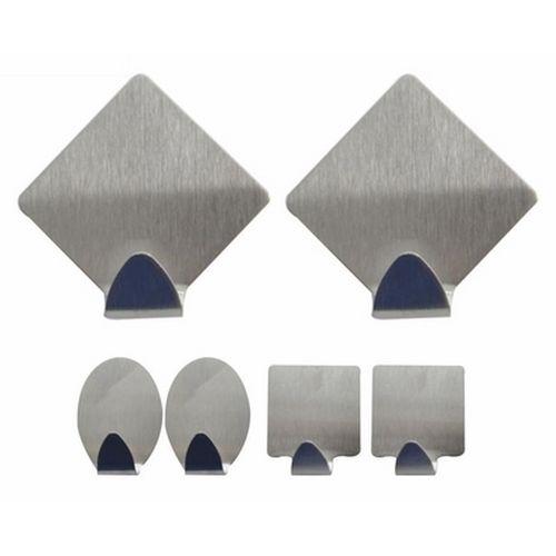 háček-6ks-malý, NR, MIX tvarů, samolepící
