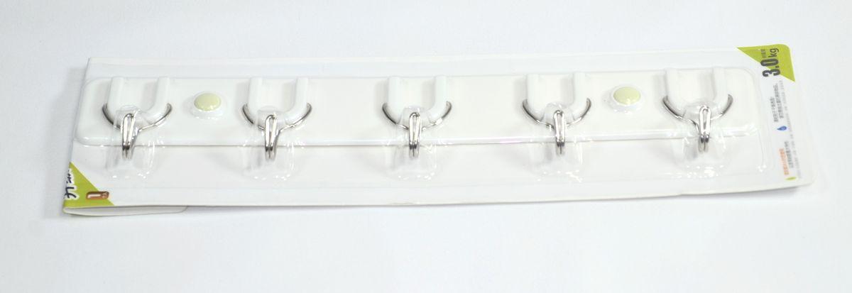 háček-pětiháček-výkyv.kovový, plast, samolepící